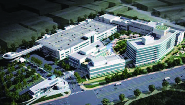 LG Electronics Incheon Campus, Incheon International Airport and North Port 1